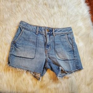 🔥 American Eagle Outfitters Cutoff Jean Shorts